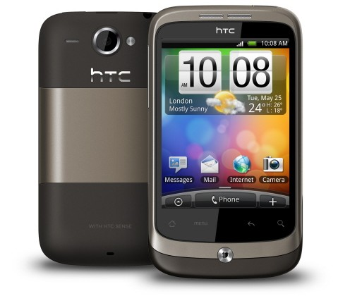 Android 2.2 Froyo Now Hitting HTC Wildfire in Europe